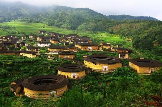 FujianTulou Cluster Tour with...