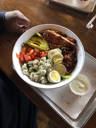 Norco, CA: cobb salad with chicken