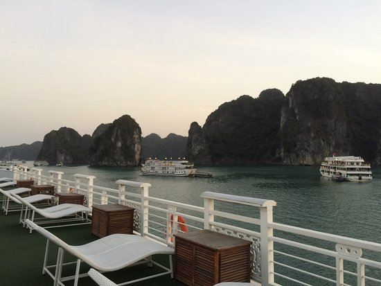 BestPrice Travel: deck view