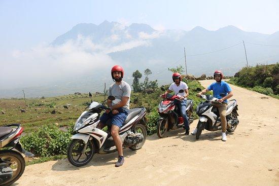 Sapa Motorbike Tour