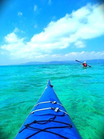 Iriomote-jima, ญี่ปุ่น: 美しい西表島の海でシーカヤックしませんか?