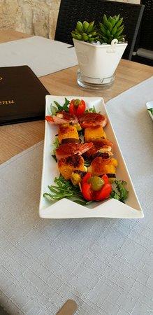 Rogac, Kroatia: Restaurant Pjero