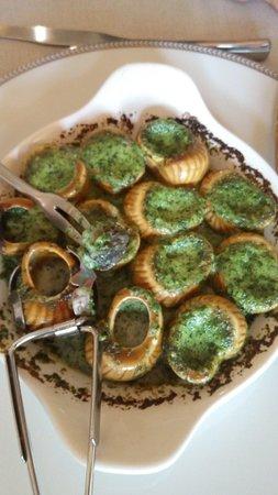 Vault-de-Lugny, Francja: Très bonne cuisine