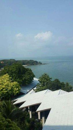 Royal Cliff Beach Hotel: Sea view