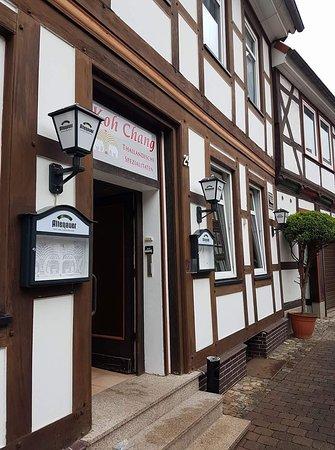 Osterode am Harz, Niemcy: Restaurant Koh Chang