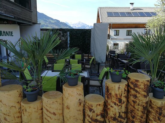 Uderns, Austria: Papa Joe Ristorante