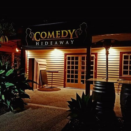 Goleta, CA: The Front of the New Hideaway in Santa Barbara! Opens May 12th at 7PM!