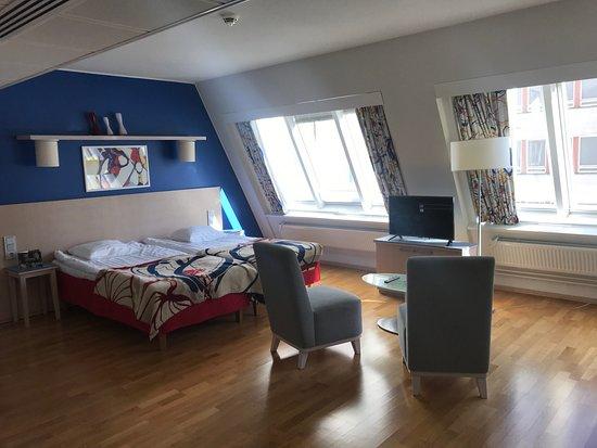 Scandic Hakaniemi: Superior Room