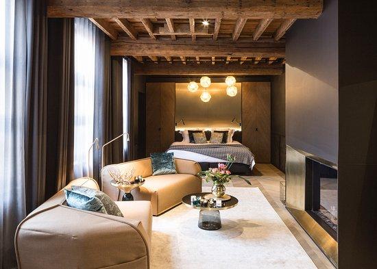 Gulde Schoen Suitehotel Antwerp