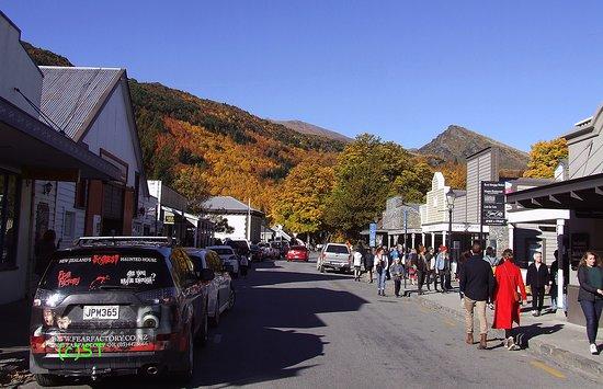 Arrowtown, Neuseeland: Splendid Autumn colours