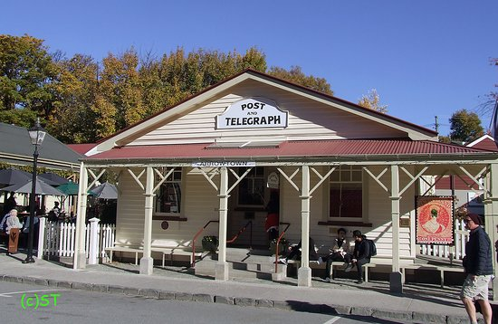 Arrowtown, Neuseeland: Post and Telegraph