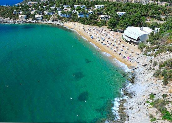 Bomo Tosca Beach Updated 2018 Hotel Reviews Price Comparison Kavala Greece Tripadvisor