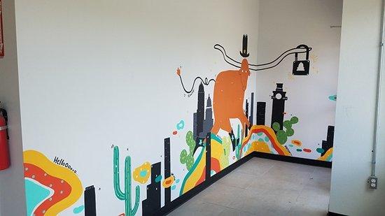 Entrance - Picture of Project Panic Escape Rooms, Austin - TripAdvisor