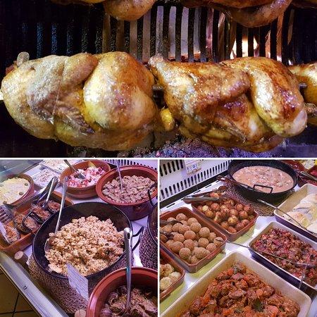 ♧ El teu dinar a punt a 've de Gust' ♡ Tu almuerzo listo en 've de Gust' ♤ Your lunch ready at '