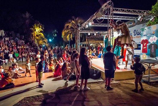 Cittadella del Capo, Italië: intrattenimento serale