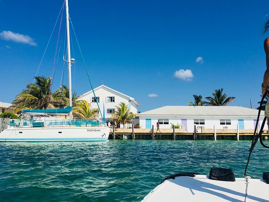 WildQuest: the resort and their boat