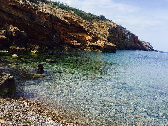 Walking Ibiza: Moon beach