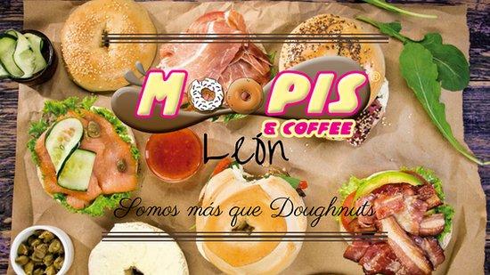 ca854071740 Moopis   Coffee León  Somos mas que Doughnuts