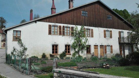 Maison de Monte au Lever