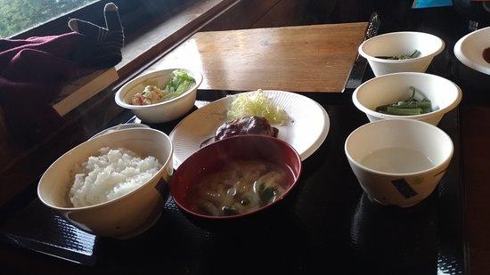 Kumotori Sanso: Dinner
