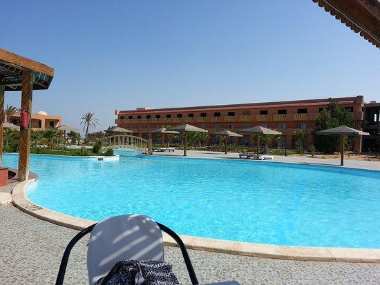 Wadi Lahmy Azur Resort: Красотища!
