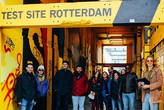 ‪Frank Tours Rotterdam - Walking Tours‬