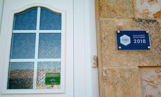 Saint-Avit-Senieur, ฝรั่งเศส: Labels