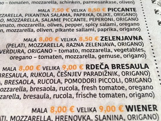 Ankaran, Slovenia: Rdeca Bresaula