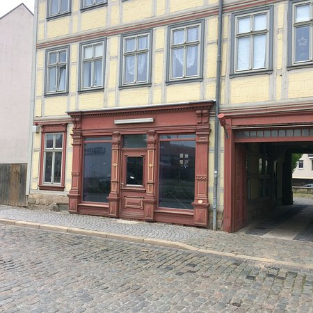 Halberstadt, Alemania: durably closed