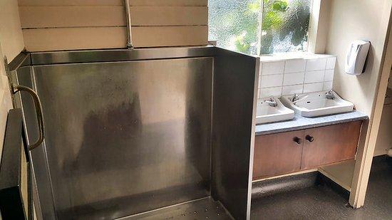 Devonport, Nueva Zelanda: The Patriot has clean toilets