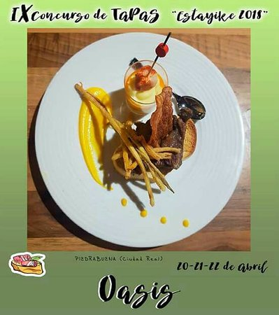Piedrabuena, Hiszpania: Bar Oasis