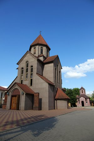 Church of St. Sophia Hovhannes Avetaranich