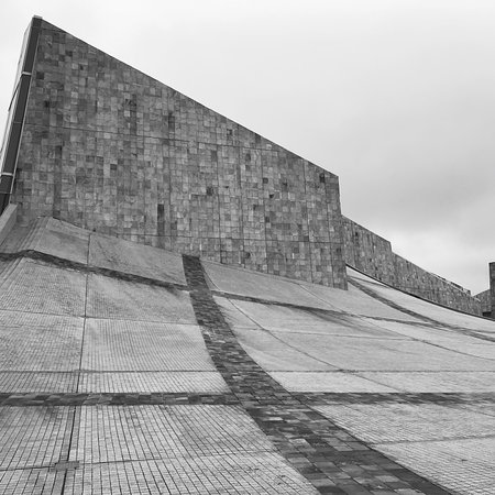 Gaias, Cidade da Cultura de Galicia