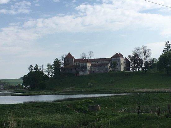 Svirzh, Ουκρανία: Свиржский замок