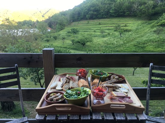 Meyras, Γαλλία: Plateaux repas