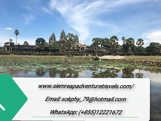 Siem Reap Adventure Travel