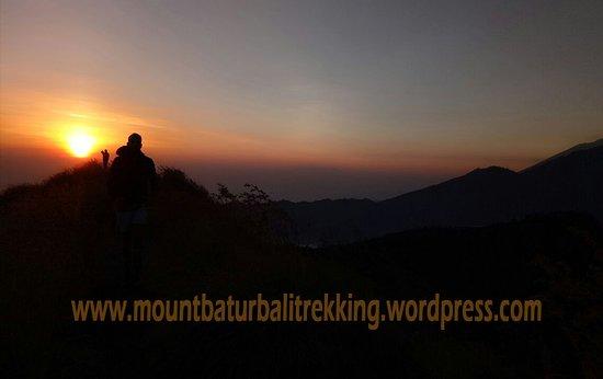 Seminyak, Indonesia: Mount Batur Trekking