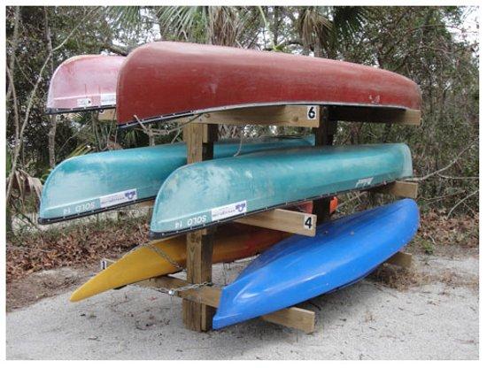 Harcourt, Kanada: Canoe Rental