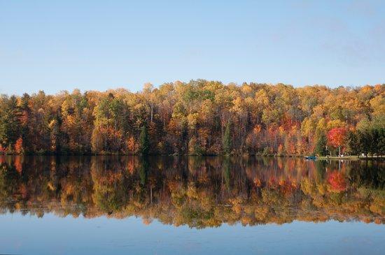 Harcourt, แคนาดา: Lake Views at Nomi
