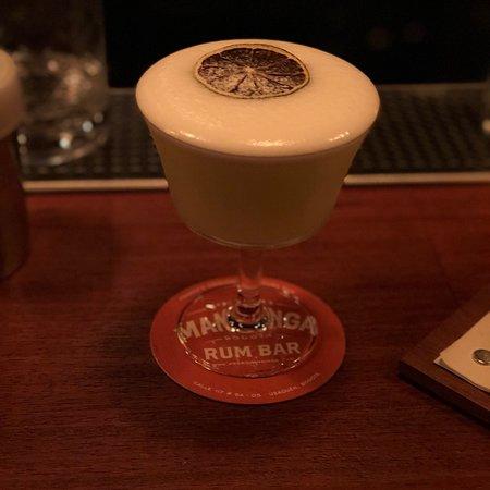 Pedro Mandinga Rum Bar