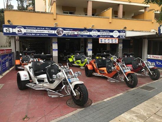 Trike & Quad Shop Paguera