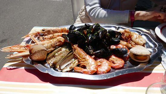 Basque Country, France: Mariscada