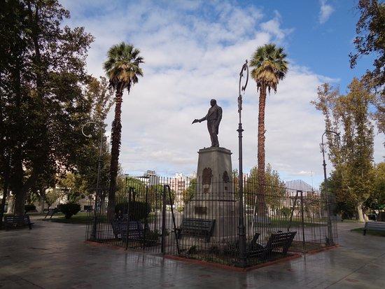 Plaza Laprida