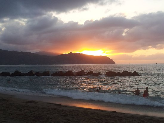 Tonnarella Beach