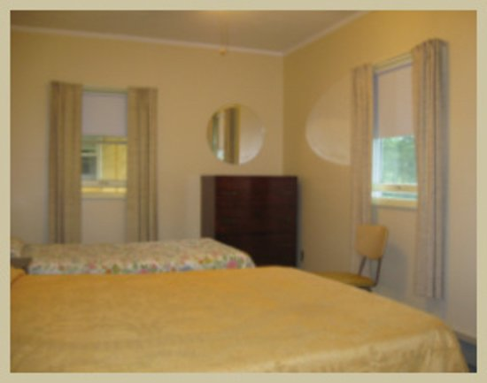 Durham, NY: Bunglalow bedroom