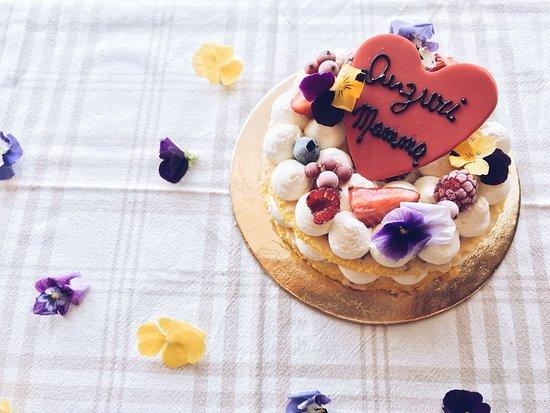 San Vito di Altivole, Italia: Cream Tart per la festa della mamma!