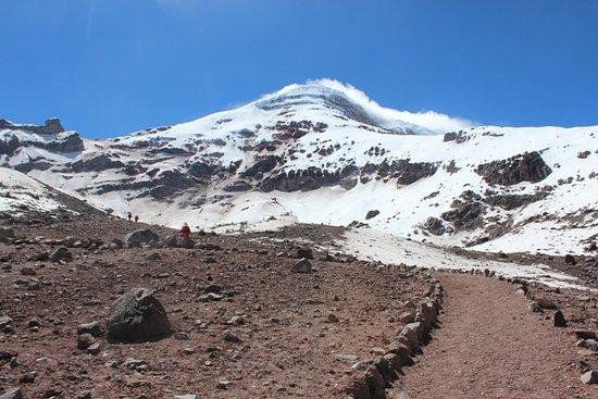 Provincia del Chimborazo, Ecuador: Sentiero e Chimborazo