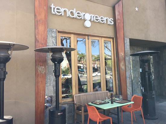 Tender Greens: outside view