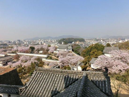 Himeji Castle Keshoyagura