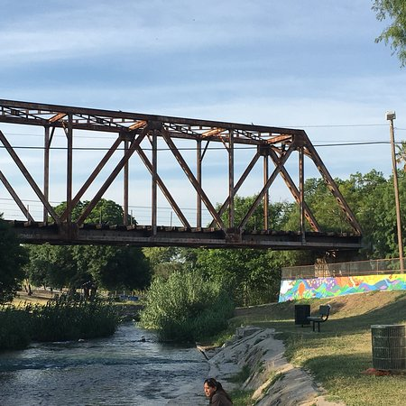 Del Rio, TX: Moore Park Public Pool